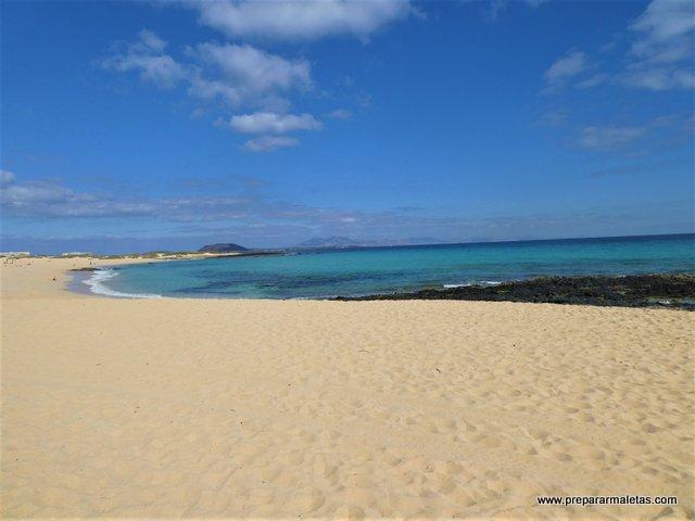 las mejores playas que ver en Fuerteventura