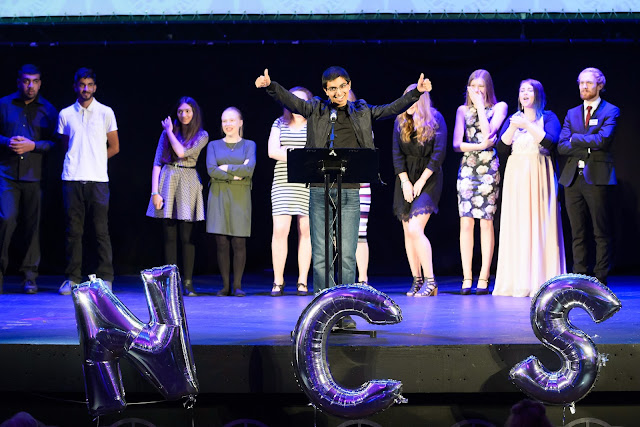 awards celebration NCS
