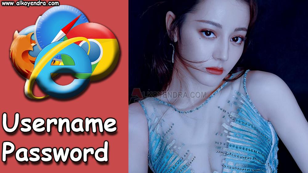 Cara Export dan Import username dan password pada browser