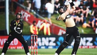Cricket Highlightsz - New Zealand vs Australia 2nd T20I 2021