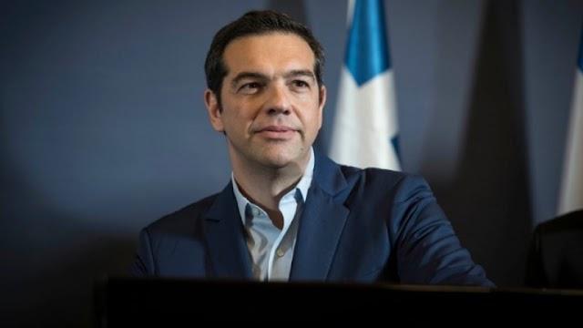 Τσίπρας για Αντετοκούνμπο: «Είναι τιμή που είστε Έλληνες»