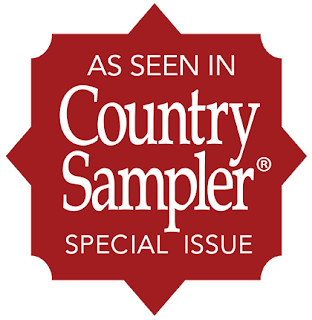As seen in Country Sampler - Special Issue