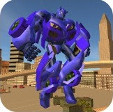 Free Download World of Robot Android Game