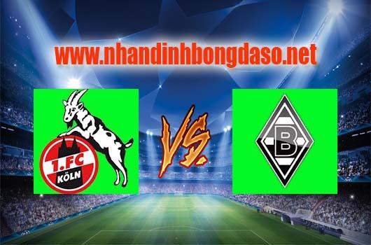 Nhận định bóng đá FC Koln vs Monchengladbach, 20h30 ngày 08-04