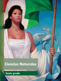 Libro de Texto Ciencias Naturalessexto grado2016-2017