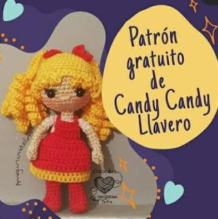 PATRON GRATIS CANDY CANDY AMIGURUMI 45485
