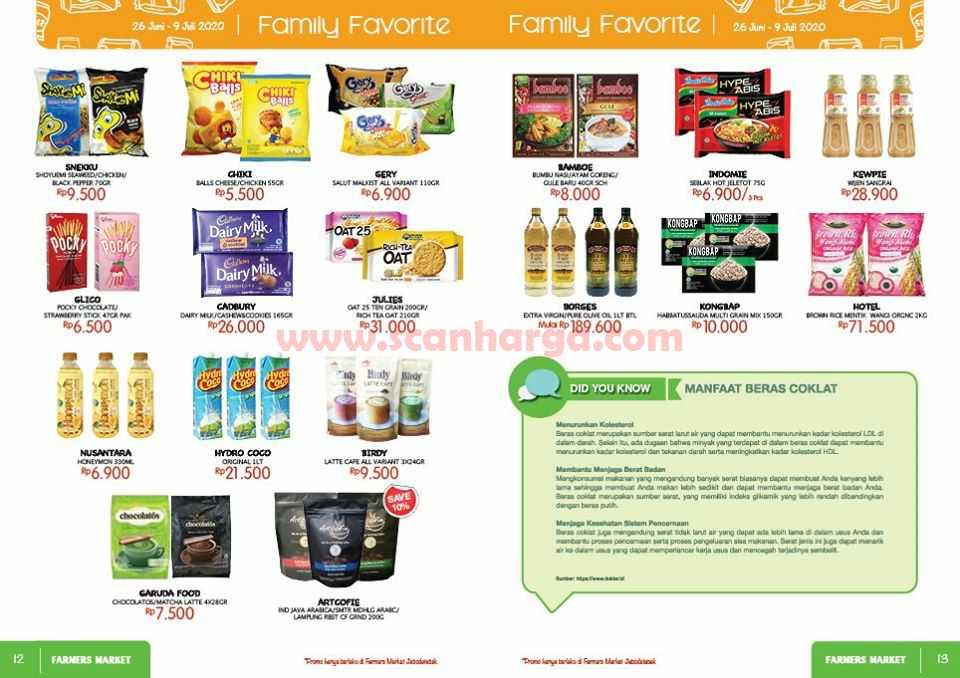 Katalog Promo Farmers Market Terbaru 26 Juni - 9 Juli 2020 7
