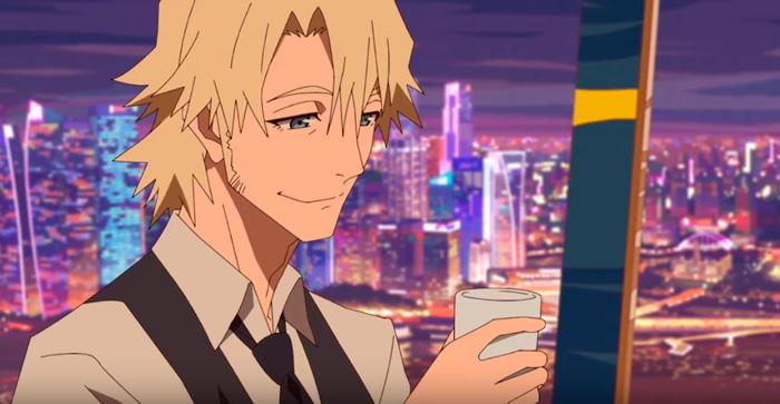 Great Pretender anime - Wit Studio