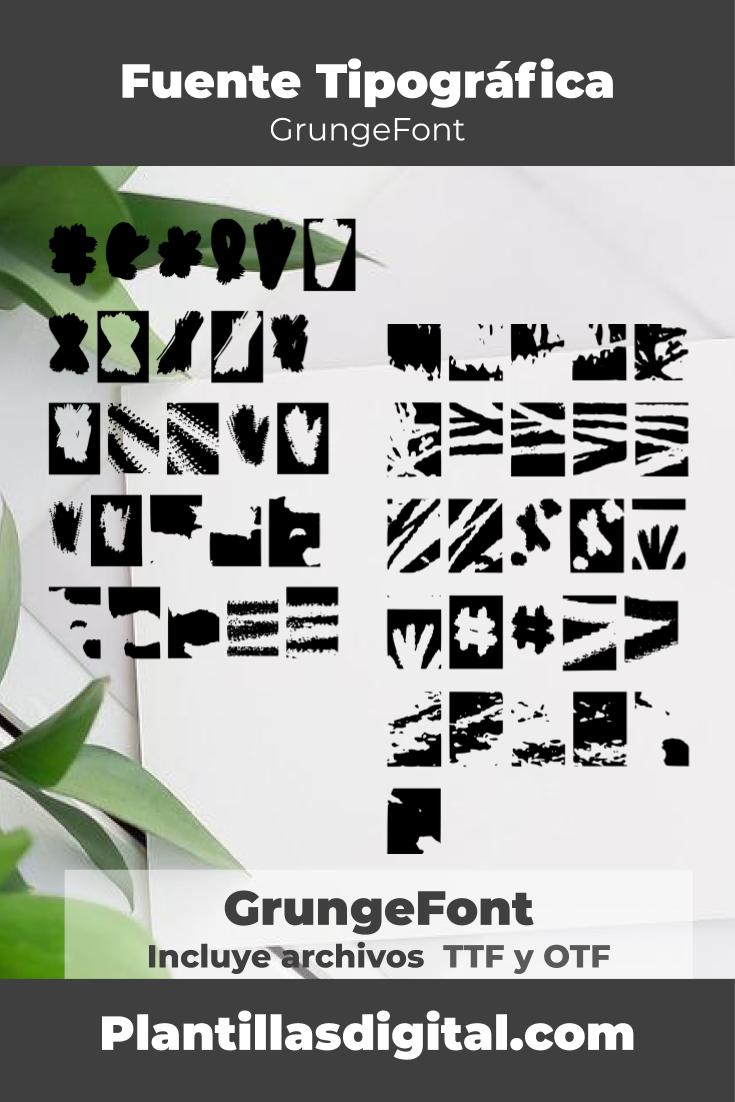 GrungeFont