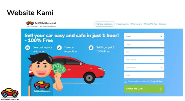 Bisnis Jual Mobil Bekas Online Yang Menjanjikan