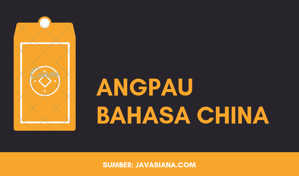 Cara Memimta Angpao dalam Bahasa China Terbaru