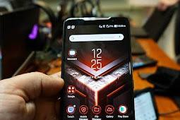 Harga dan Spesifikasi Asus ROG Phone Terbaru 2018