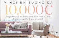 Logo Concorso ''Vinci con stile'': vinci gratis un buono da 10.000€ per arredare la tua casa