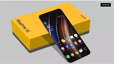 Realme-6i-With-MediaTek-Helio-G80-SoC