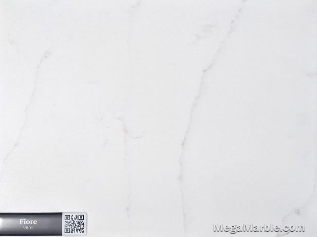 Quartz Stone Color fiore v801