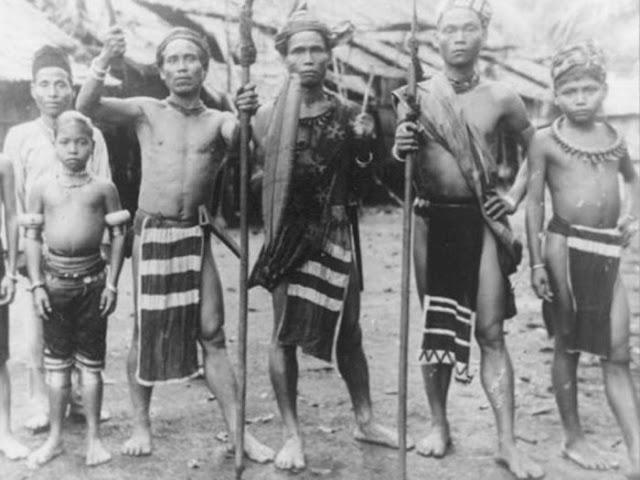 Sejarah Suku Dayak Punan