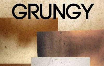 grunge texturas para diseño