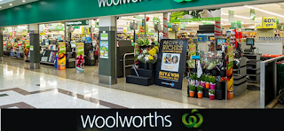 Australia ASX: WOW Woolworths