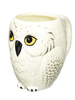 Gift for girls : Harry Potter 'Snowy Owl Hedwig' Mug