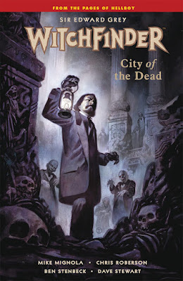 Sir Edward Grey, Witchfinder: City of the Dead