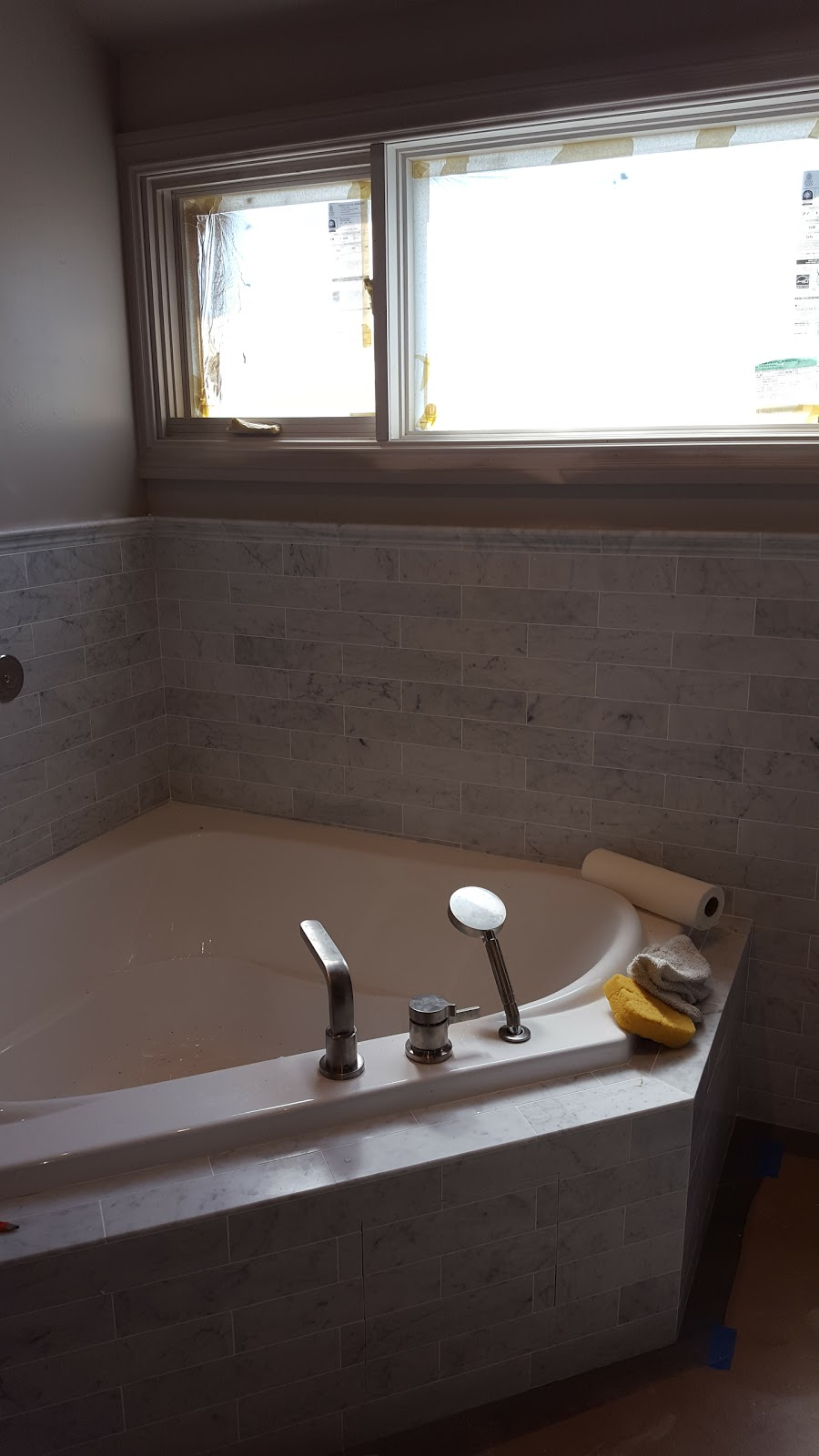 Andys Plumbing San Diego 619 952 7063: Jacuzzi Tub Installation