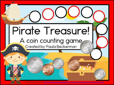https://www.teacherspayteachers.com/Product/Pirate-Treasure-A-Coin-Counting-Game-1864228