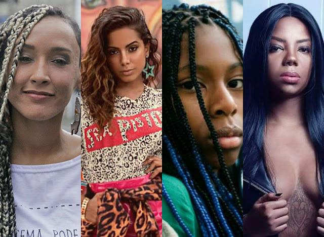 Veja a Reação de algumas cantoras famosas quando conheceram seus ídolos.