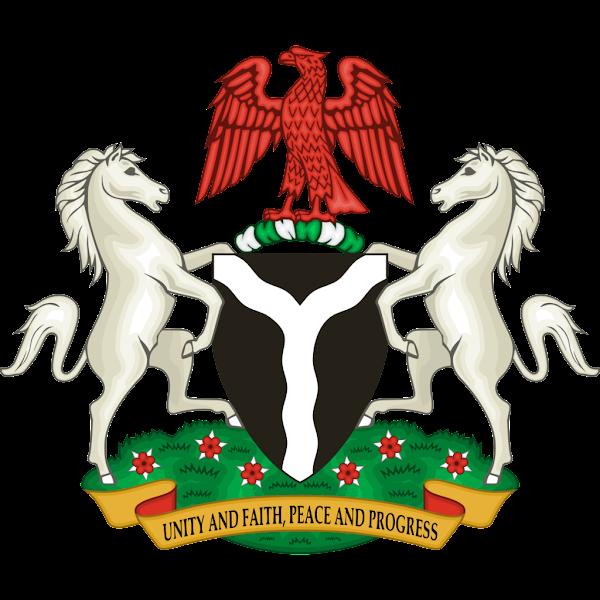Logo Gambar Lambang Simbol Negara Nigeria PNG JPG ukuran 600 px
