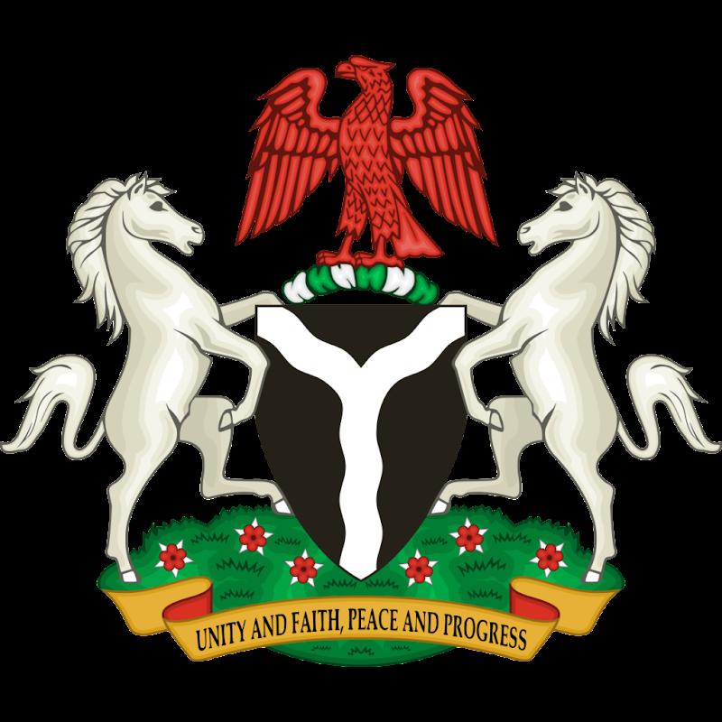 Logo Gambar Lambang Simbol Negara Nigeria PNG JPG ukuran 800 px