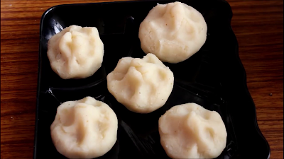 Suji Modak Recipe -Fried suji modak recipe,modak recipe step by step