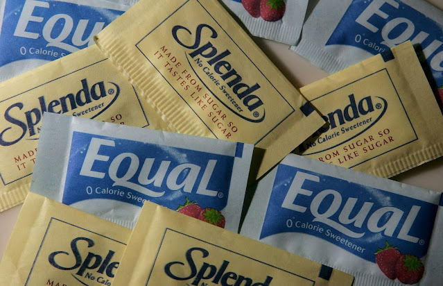Minimize The Use Of Artificial Sweeteners