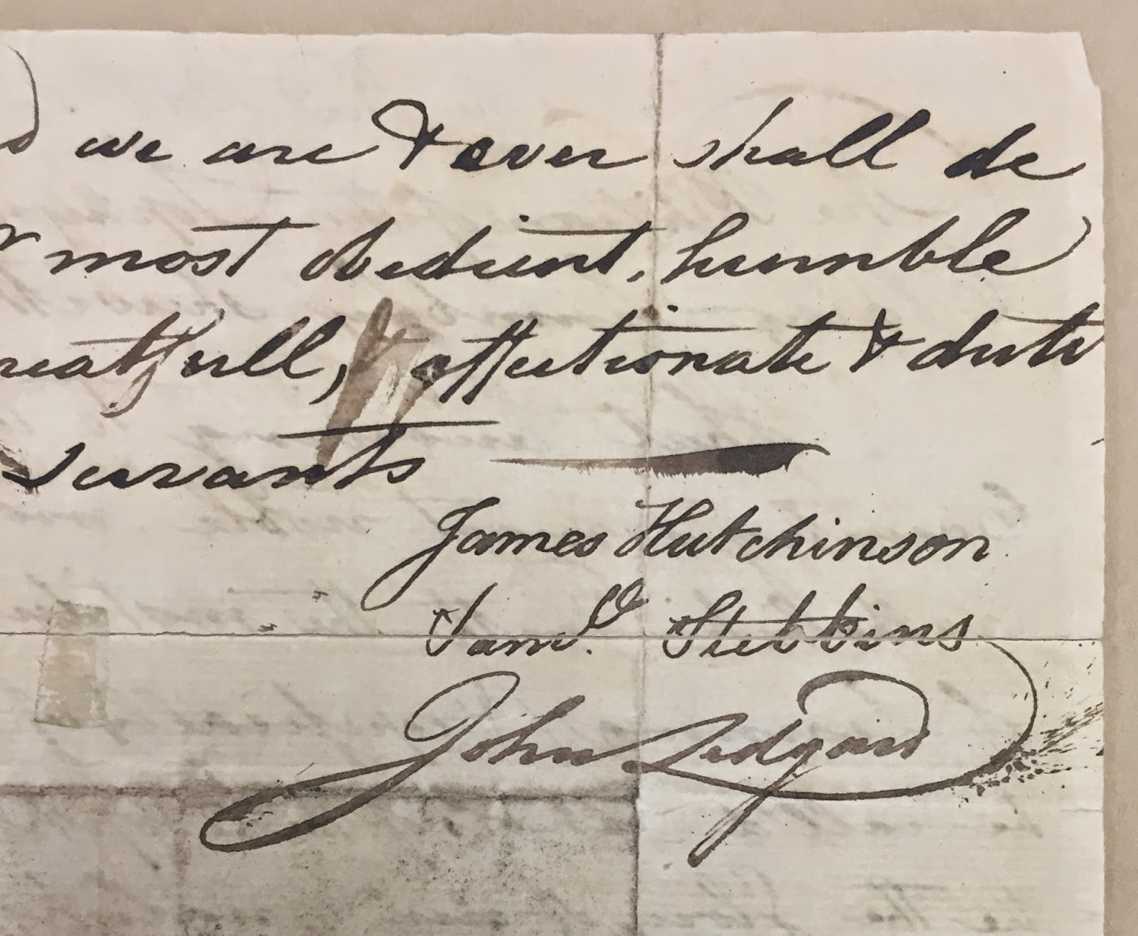 A block of handwritten text.