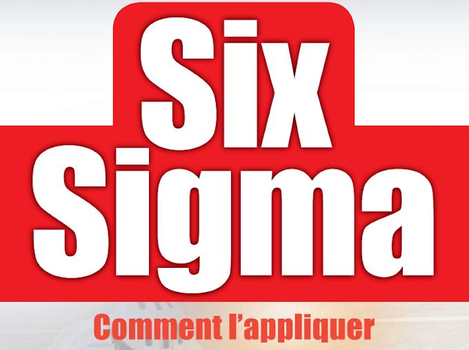 Six Sigma : comment l'appliquer ? (livre)