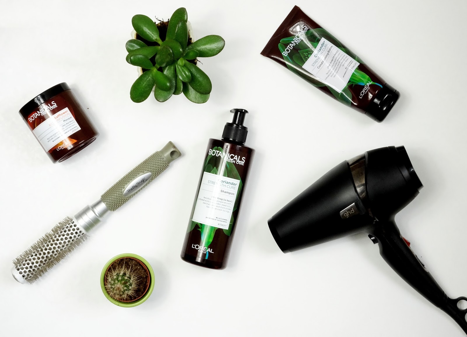 botanics hair care