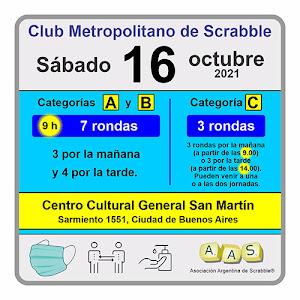 16 de octubre - Argentina