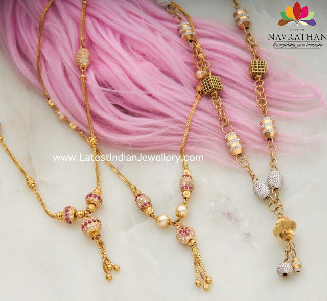 Fancy Chains from Navrathan