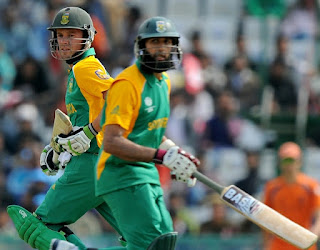 South Africa vs Netherlands 16th Match ICC Cricket World Cup 2011 Highlights