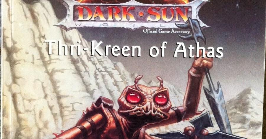 Warpstone Flux Dark Sun Reviews Thri Kreen Of Athas