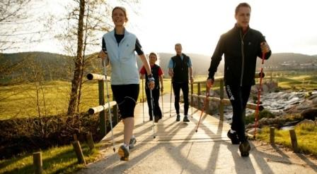 Get Healthier and Fit With Walking