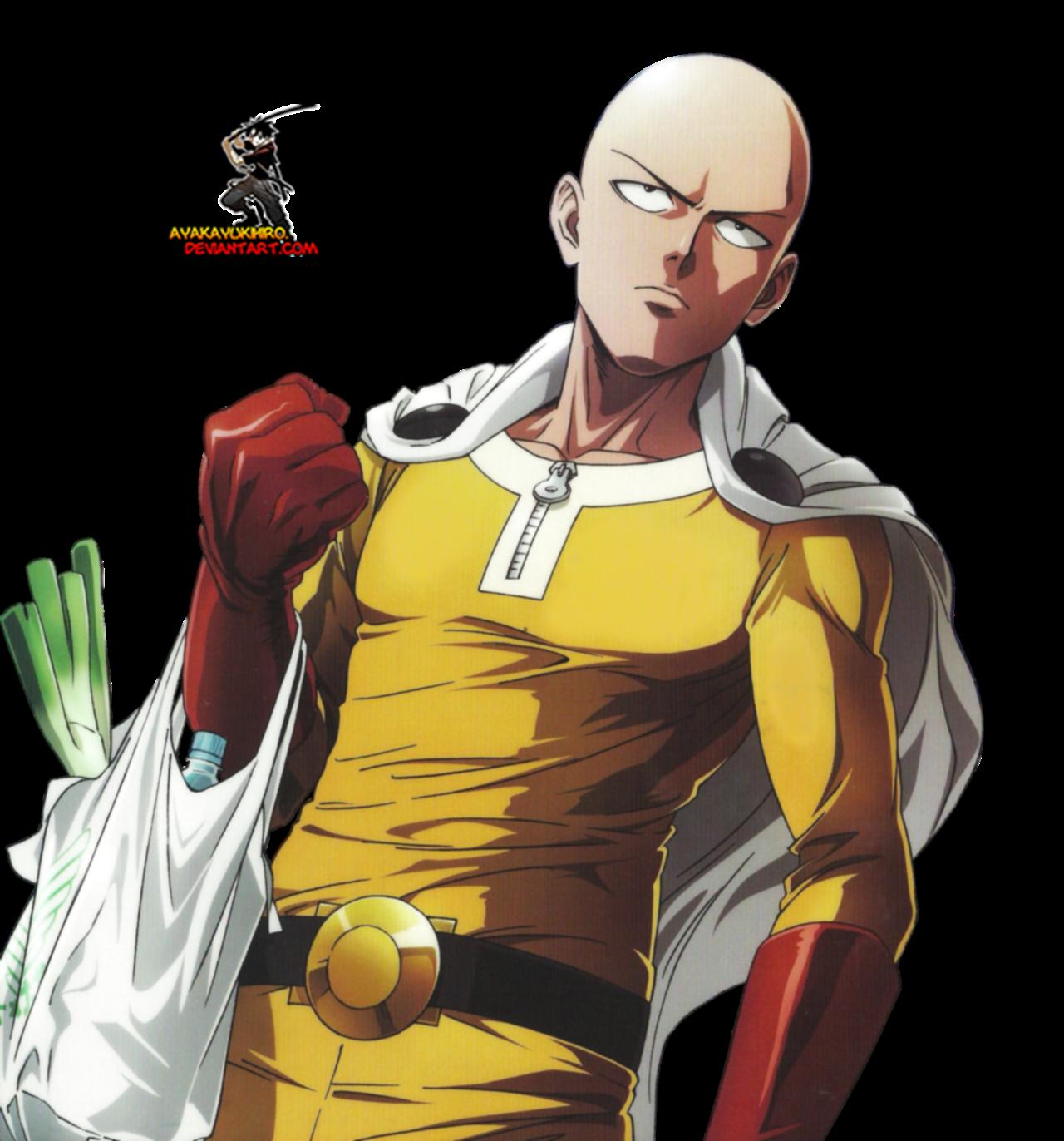 The Dork Review: Rob's Room: One Punch-Man / Saitama ...