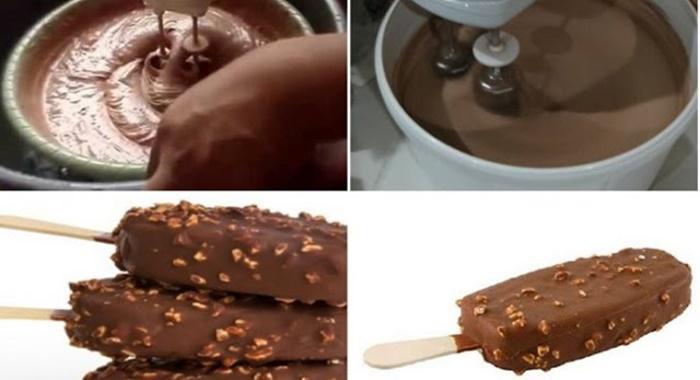 Resep Es Krim Coklat Rumahan Lembut Murah Dan Kesukaan