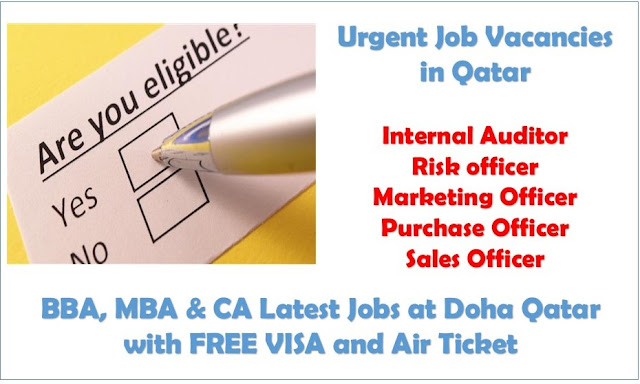 Accountant Jobs in Qatar, Accounting and Auditing Jobs, Careers in Doha