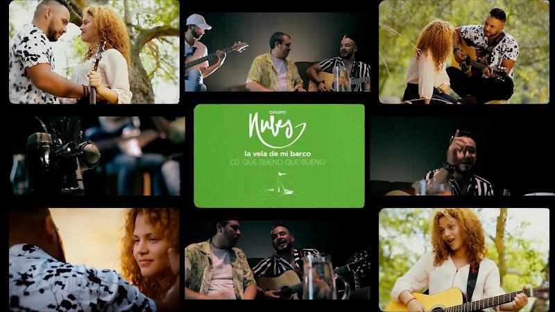 Grupo Nubes - ¨La vela de mi barco¨ - Videoclip - Director: Roberto Boza (Kijotefilms). Portal Del Vídeo Clip Cubano. TOP TEN 7D.   CUBA.
