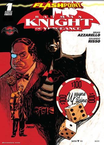 En Flashpoint, Batman es Thomas Wayne