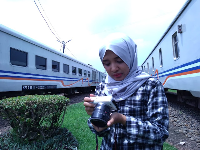 travelling nyaman dengan naik kereta api