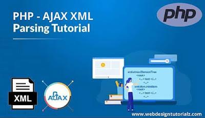 PHP | AJAX XML Parser