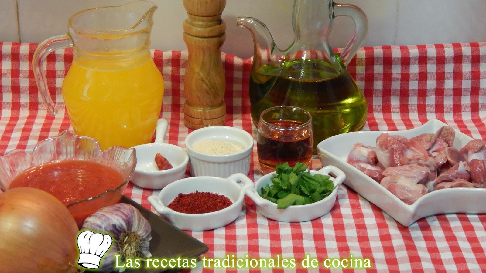 Recetas De Cocina Con Sabor Tradicional Receta De Mollejas