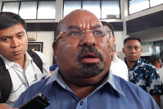 Gubernur Papua Kelabakan atas Kepulangan Ratusan Mahasiswa dari Sulut dan Pulau Jawa