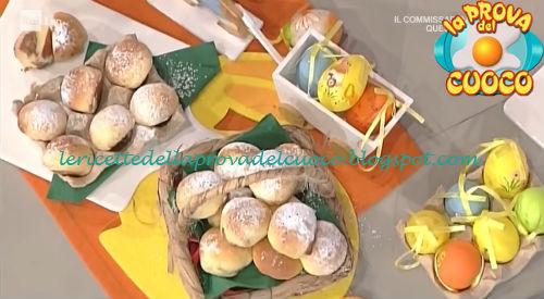Ovetti soffici ripieni ricetta Cattelani da Prova del Cuoco
