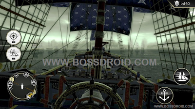 Download Mod Game Assassin's Creed Pirates v2.9.0 APK + DATA